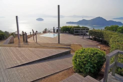 大久野島ひょっこり展望台