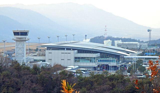 広島空港について