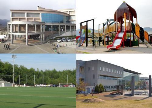 サンチェリー・あいプラザ・小田島公園など、廿日市市が公共施設の命名権 公募へ