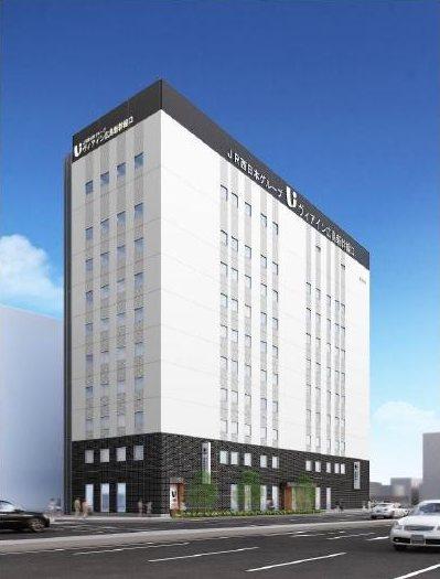 ヴィアイン広島新幹線口が2020年開業、南口のホテルは閉館へ