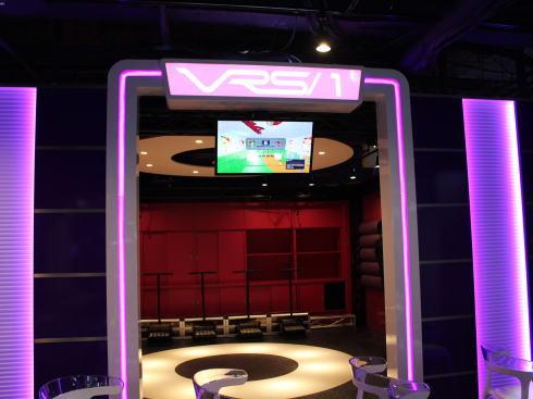 VREX(ヴィレックス)広島八丁堀店 VRゲームルーム