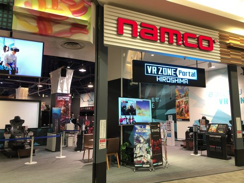 VRで遊ぶ体験施設「VR ZONE」広島・福岡・香川など続々オープン