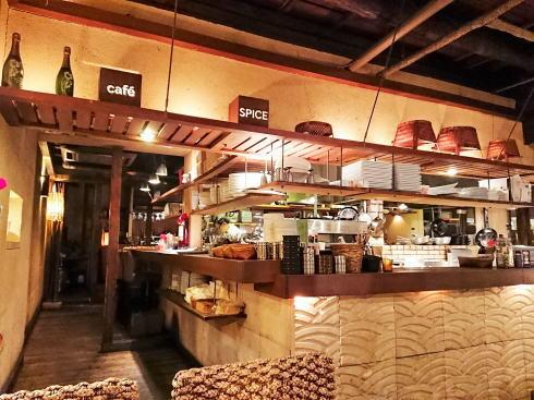広島 流川 カフェスパイス 店内の画像3