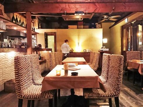 広島 流川 カフェスパイス 店内の画像