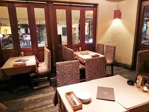 広島 流川 カフェスパイス 店内の画像2
