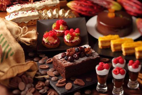チョコレートブッフェ開催!オリエンタルホテル広島でパティシエ特製デザートずらり
