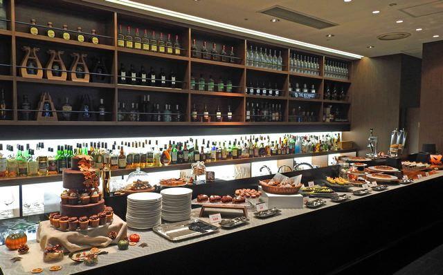 オリエンタルホテル広島でチョコレートデザートブッフェ