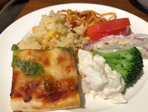 オリエンタルホテル広島でチョコレートブッフェ、食事メニューも
