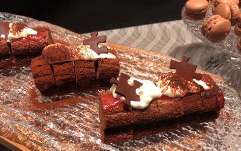 チョコレートデザートブッフェ、広島のホテルで平日限定