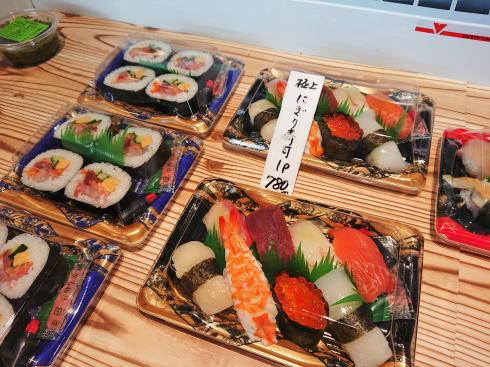 佐賀県鳥栖市 鮮魚店「金梅」店内の様子7