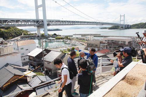 香川照之がナビゲーター、瀬戸大橋や夢吊橋など瀬戸内エリアの絶景紹介