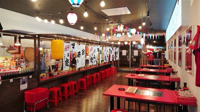 広島駅エキエ 広島乃風 店内の様子3