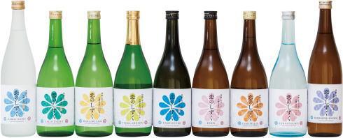 恋のしずく 純米酒セット