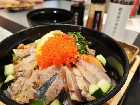 広島駅 サカナカナッテ 海鮮丼の画像2