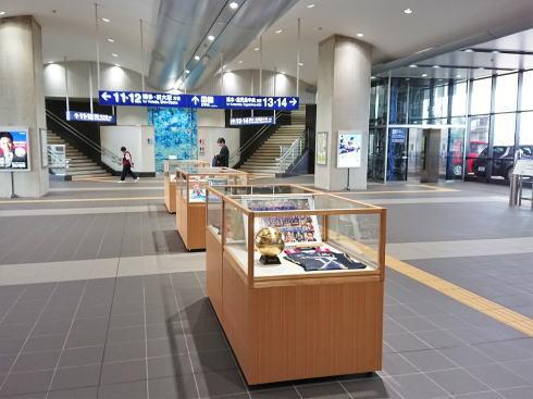 佐賀県 新鳥栖駅 ディスプレイ写真4