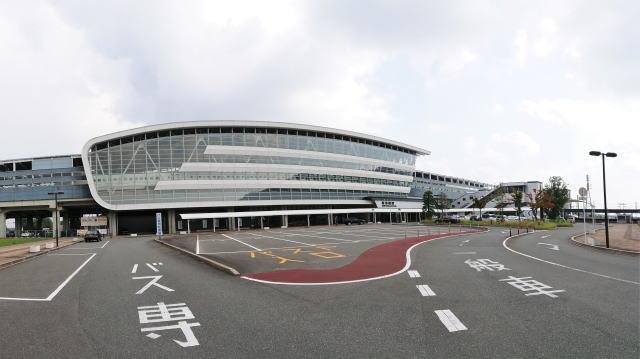 佐賀県 新鳥栖駅の外観