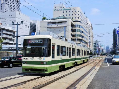 広島人のわが街自慢ランキング 広島電鉄ランクイン