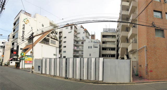 WeBase広島 建設地2