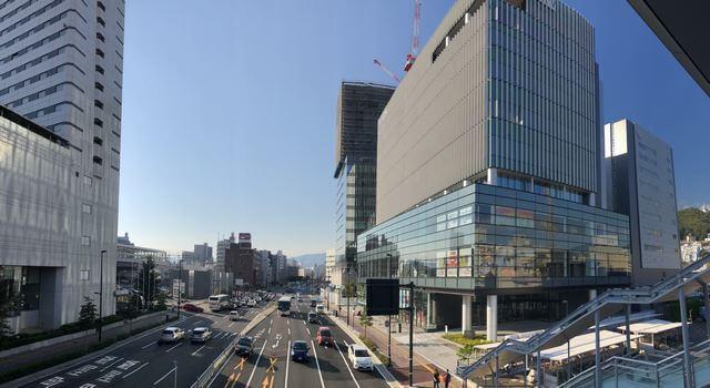 広島テレビ新社屋 完成