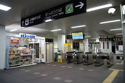 JR西条駅03