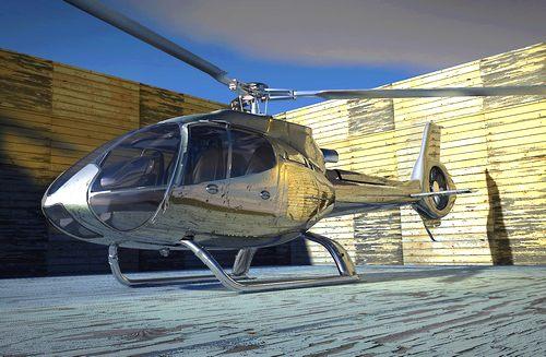ヘリコプターの操縦体験で宮島へ!マリーナホップで2日間限定