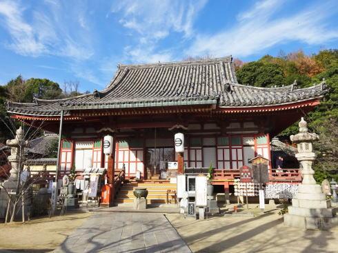 尾道 浄土寺 本堂