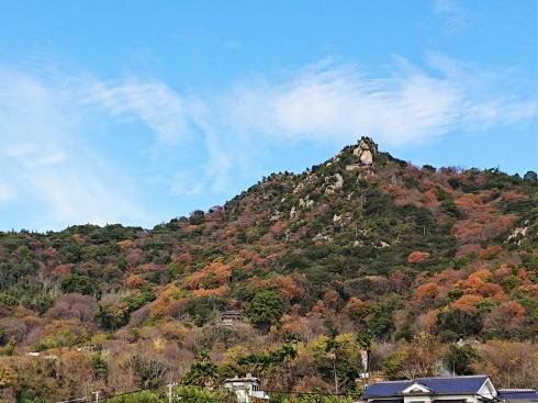 竹原市 黒滝山 画像