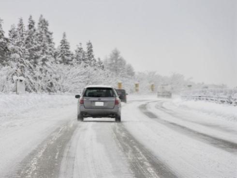 2018年末 寒波襲来、高速利用は冬タイヤ装着呼びかけ・降雪範囲予測も