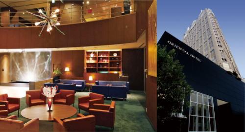 オリエンタルホテル広島で2018カウントダウンイベント