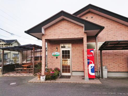 ブーランジェリー・ラパン寺家店 外観2