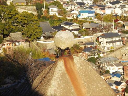 尾道市 千光寺 玉の岩 の写真2
