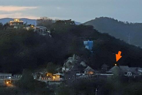 尾道市 千光寺 玉の岩 の写真3