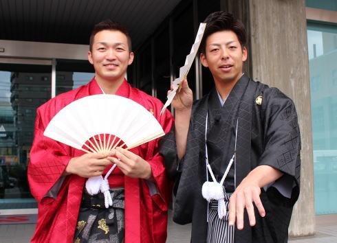 広島1.2は スポラバ新春SP、カープのイケメンハワイ/誠也と峻祥の温泉旅 2本立て