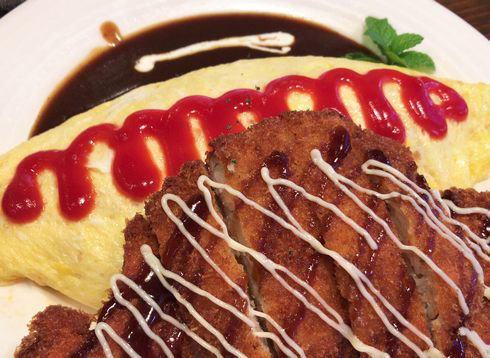 熊野  洋っ定屋(よっていや)、お箸で食べるまちの洋食キッチン