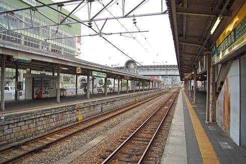 JR呉駅の接近メロディは「宇宙戦艦ヤマト」