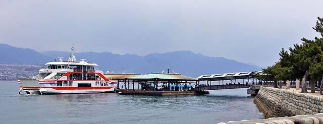 宮島桟橋02