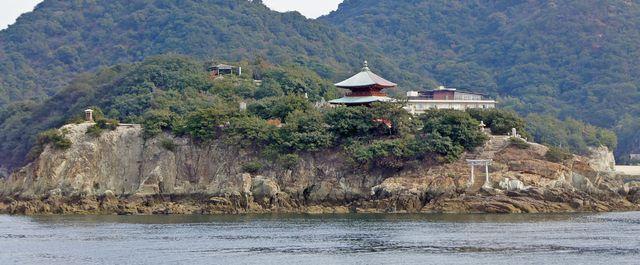 弁天島 パノラマ