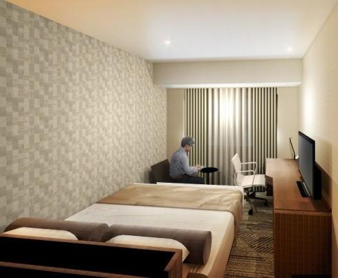 ダイワロイネットホテル広島駅前 客室イメージ