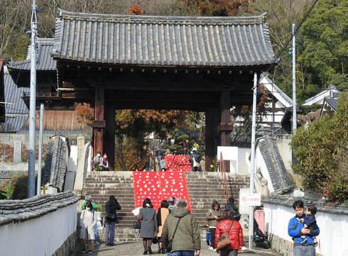 三原・宗光寺(そうこうじ)で、おひなまつり
