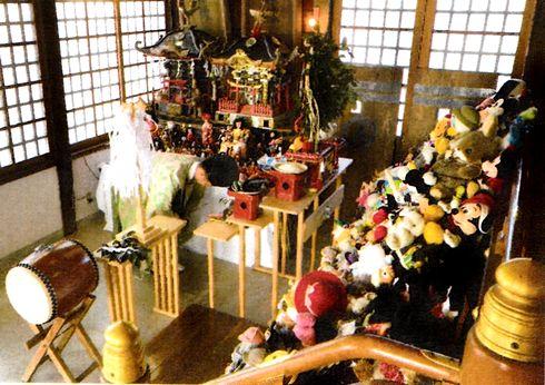 人形供養祭 / 耳明神社