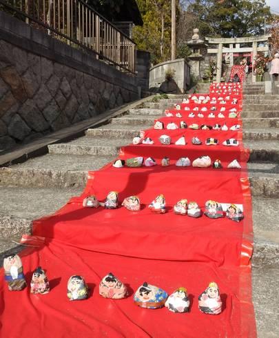 大島神社 おひなまつり