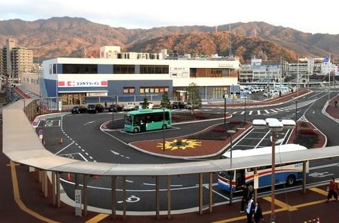 JR海田市駅前に、ハローズやココカラファインなど複合施設 ビエラ海田市