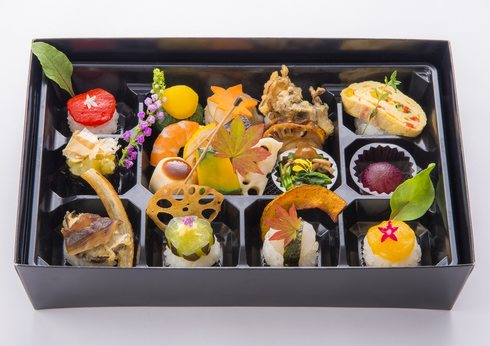 庄原やさい寿司弁当