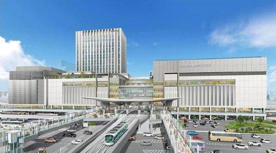 広島駅ビル 建替え、2025年春開業!映画館(シネコン)ではコンサートや演劇も