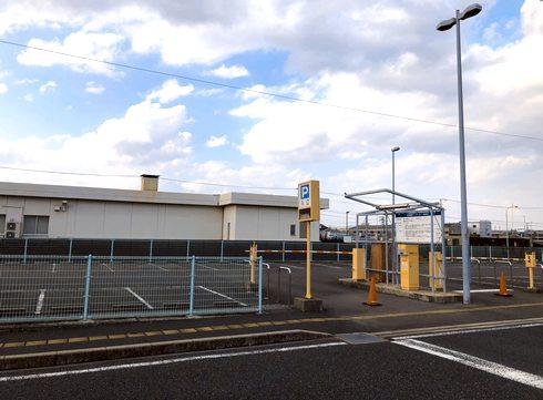 広島国際フェリーポート駐車場