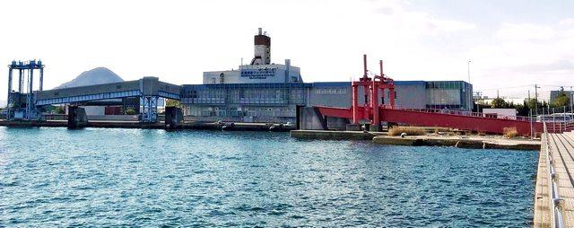 広島国際フェリーポートターミナル