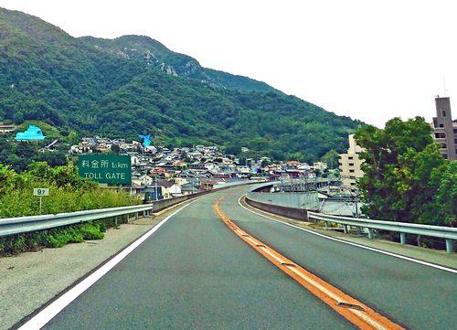 広島呉道路は4車線化へ!広島高速との連続利用割引も