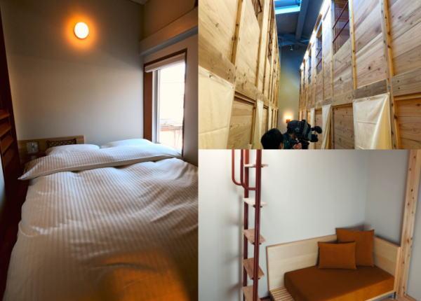 エムスリーホステル(m3 HOSTEL)尾道駅に簡易宿泊施設 オープン