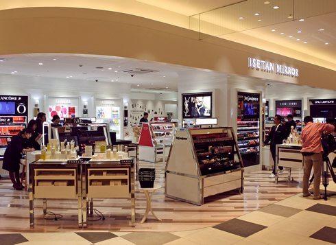 イセタン ミラー ekie広島店で、Perfumeの香水・ハンドクリーム販売へ