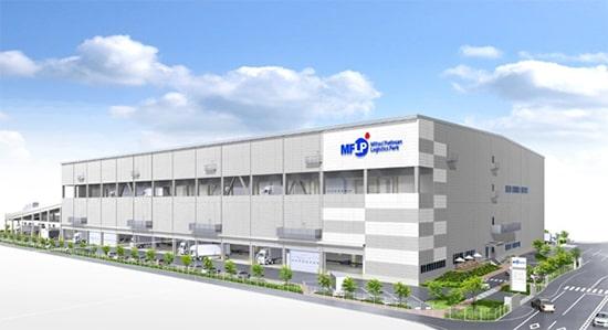 三井不動産ロジスティックパーク広島Ⅰ 完成は2019年8月